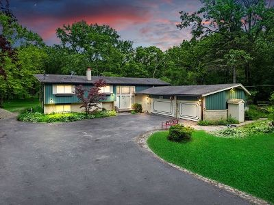 Highland Park Single Family Home For Sale: 3377 Old Mill Road