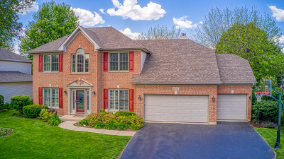 Naperville Single Family Home Re-Activated: 4635 Haviland Court
