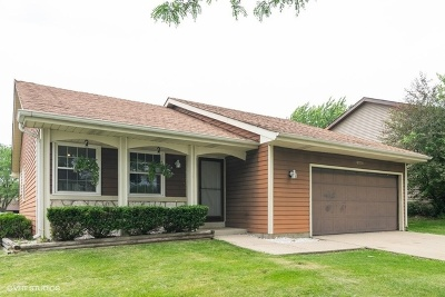 Hoffman Estates Single Family Home For Sale: 1440 Brookside Drive