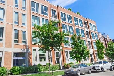Chicago Condo/Townhouse New: 2755 North Lakewood Avenue #2N