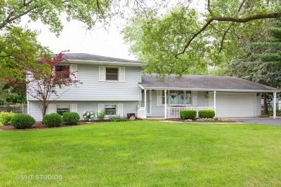 New Lenox Single Family Home Price Change: 2816 Westmorland Avenue