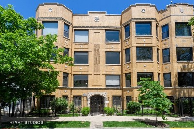 Condo/Townhouse For Sale: 3106 West Lyndale Street #2B