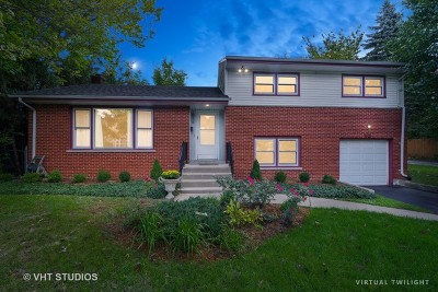 Wilmette Single Family Home For Sale: 616 Harvard Street
