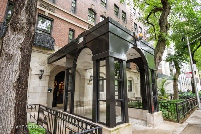 Streeterville, Gold Coast Galleria Condo/Townhouse For Sale: 210 East Pearson Street #4D