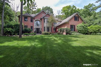 Island Lake Single Family Home For Sale: 709 Fox Trail