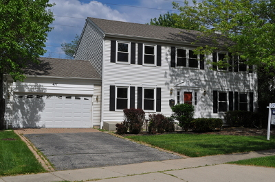 Highland Park Single Family Home For Sale: 477 Barberry Road