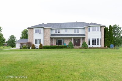 Elburn Single Family Home For Sale: 2n096 Grady Court