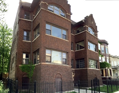 Chicago Multi Family Home New: 7139 South Normal Boulevard