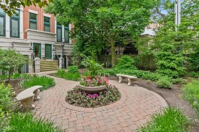 Condo/Townhouse For Sale: 424 West Armitage Avenue #H