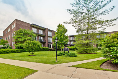 Lake Forest Condo/Townhouse For Sale: 1290 North Western Avenue #109