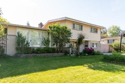 Glenview Single Family Home New: 521 Michael Manor Street