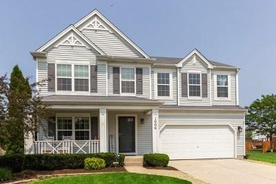 Joliet Single Family Home New: 1006 Neufairfield Drive