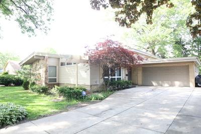 Oak Lawn Single Family Home New: 9125 Kedvale Avenue
