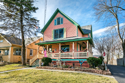 Downers Grove Single Family Home For Sale: 644 Maple Avenue