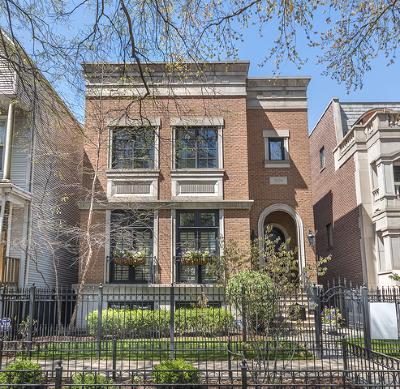 Single Family Home For Sale: 3826 North Wayne Avenue
