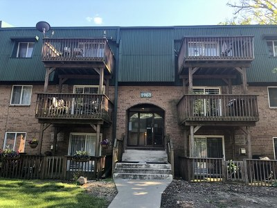 Aurora Condo/Townhouse New: 1960 Tall Oaks Drive #1B