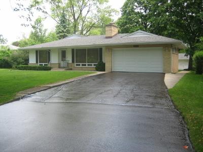 Single Family Home New: 1731 Happ Road