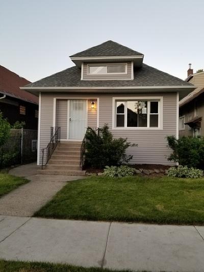 Chicago Single Family Home New: 1031 North Lorel Avenue
