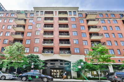 Chicago Condo/Townhouse New: 33 West Huron Street #603