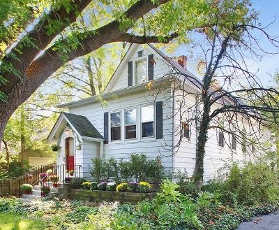 Wilmette Single Family Home For Sale: 1513 Maple Avenue