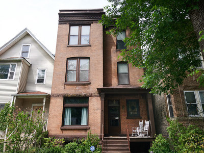 Single Family Home New: 2672 North Burling Street North