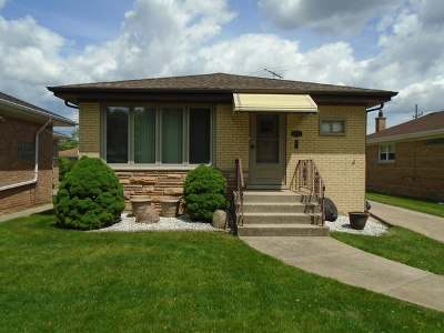 Niles Single Family Home Price Change: 8317 North Shermer Road