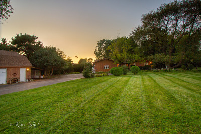 Woodstock Single Family Home For Sale: 14008 West South Street Road