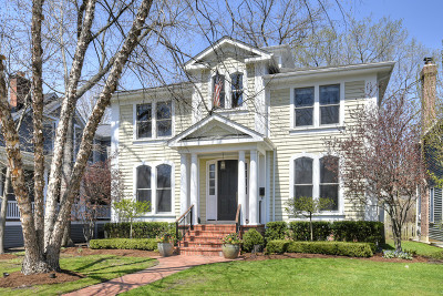 Winnetka Single Family Home New: 1027 Spruce Street