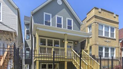 Single Family Home New: 3808 North Whipple Street