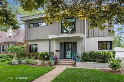 Wilmette Single Family Home New: 2326 Greenwood Avenue