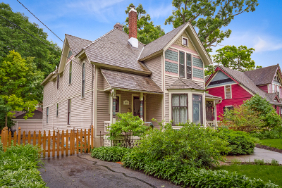 Elgin Single Family Home New: 21 North Porter Street