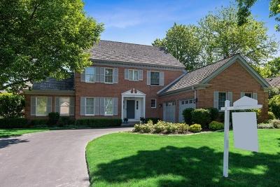 Glenview Single Family Home New: 2417 Indian Ridge Drive