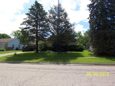 McHenry Single Family Home New: 1018 North Oakwood Drive