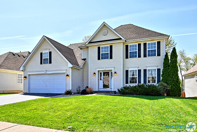 St. Charles IL Single Family Home New: $369,000