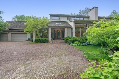Lake Forest Single Family Home For Sale: 1260 Conway Road