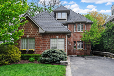 Hinsdale Single Family Home For Sale: 719 South Bodin Street