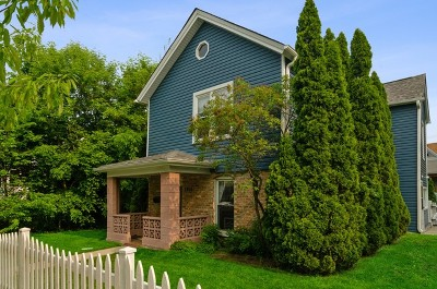 Evanston Single Family Home For Sale: 1705 Lake Street