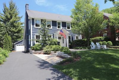 Wilmette Single Family Home New: 2000 Beechwood Avenue