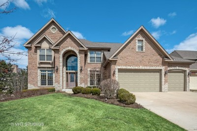 St. Charles IL Single Family Home New: $595,000