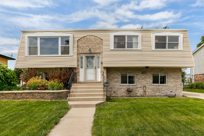 Tinley Park Single Family Home New: 7730 163rd Street