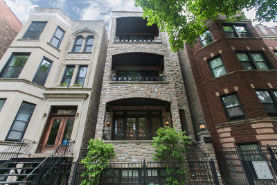 Lakeview Condo/Townhouse New: 619 West Surf Street #1