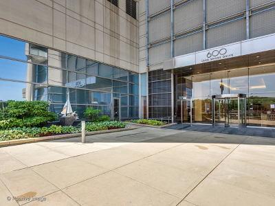 Condo/Townhouse For Sale: 600 North Lake Shore Drive #2501