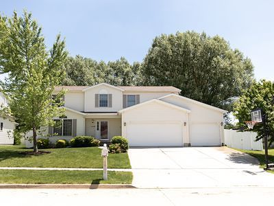 Bloomington Single Family Home Re-Activated: 1408 Cashel Drive