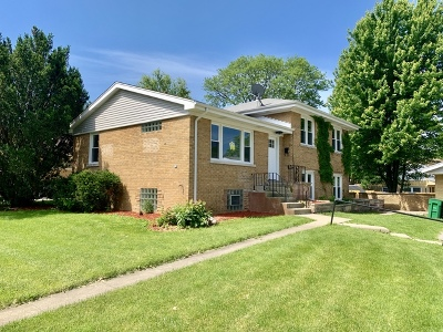 Westchester Single Family Home New: 1500 Evers Avenue