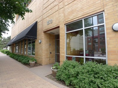 Evanston Condo/Townhouse New: 1572 Maple Avenue #404