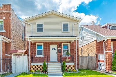 Chicago Single Family Home New: 2906 North Monitor Avenue