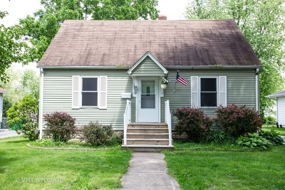 Wilmington Single Family Home For Sale: 317 Shakespeare Street