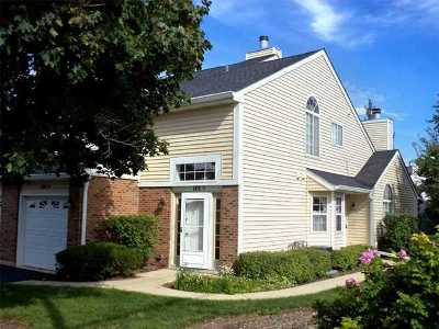 Streamwood Condo/Townhouse For Sale: 101 Brittany Drive #A