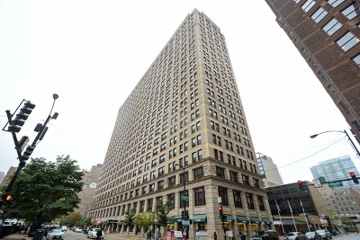 Condo/Townhouse New: 600 South Dearborn Street #1003