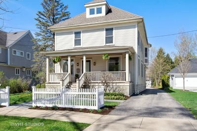 Barrington Single Family Home For Sale: 428 North Avenue